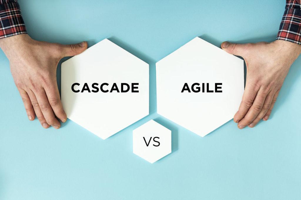 Comment choisir entre une gestion de projets cascade ou agile ?